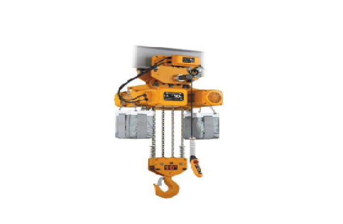 Electric Chain Hoist - Single Speed Electric Trolley - KITO ER2