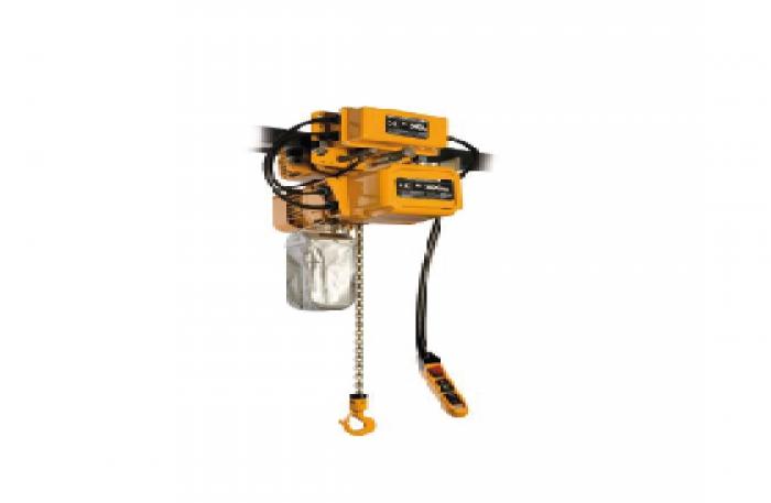 Electric Chain Hoist - Dual Lifting - Dual Traversing Speed - KITO ER2M