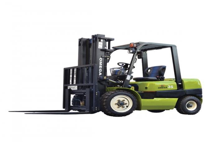 4 Tekerli Dizel OMEGA Forklift